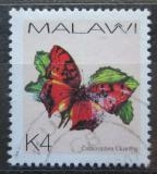 Poštovní známka Malawi 2002 Catacroptera cloanthe Mi# 715