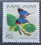 Poštovní známka Malawi 2002 Myrina silenus Mi# 716