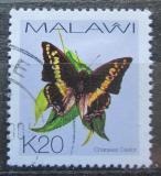 Poštovní známka Malawi 2002 Charaxes castor Mi# 718