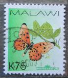 Poštovní známka Malawi 2007 Acraea acrita Mi# 791 Kat 4.50€