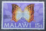 Poštovní známka Malawi 1973 Charaxes varanes Mi# 197