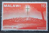 Poštovní známka Malawi 1966 Vánoce Mi# 62