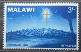 Poštovní známka Malawi 1966 Vánoce Mi# 63