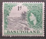 Poštovní známka Basutsko, Lesotho 1954 Řeka Oranje Mi# 47