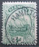 Poštovní známka Bermudy 1918 Karavela Mi# 35 b