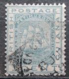 Poštovní známka Britská Guiana 1876 Fregata, pečeť kolonie Mi# 32 A