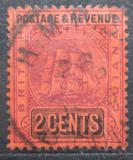 Poštovní známka Britská Guiana 1901 Fregata Mi# 107