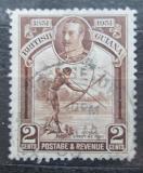 Poštovní známka Britská Guiana 1931 Tradiční rybolov Mi# 152