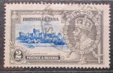 Poštovní známka Britská Guiana 1935 Král Jiří V. Mi# 169