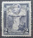 Poštovní známka Britská Guiana 1938 Vodopády Mi# 177