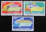 Poštovní známky Kuba 1977 Oběti revoluce Mi# 2264-66