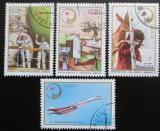 Poštovní známky Kuba 1976 EXPO Mi# 2150-53
