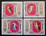 Poštovní známky Kuba 1973 Meteorologická organizace Mi# 1898-1901