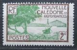 Poštovní známka Nová Kaledonie 1928 Záliv Pointe des Palétuviers Mi# 137