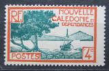Poštovní známka Nová Kaledonie 1928 Záliv Pointe des Palétuviers Mi# 138
