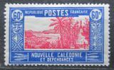 Poštovní známka Nová Kaledonie 1940 Místní krajina Mi# 224