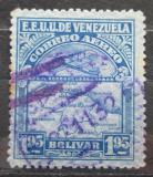 Poštovní známka Venezuela 1932 Letadlo a mapa Mi# 163 Kat 3.60€