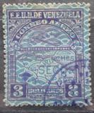 Poštovní známka Venezuela 1932 Letadlo a mapa Mi# 168