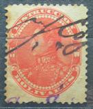 Poštovní známka Venezuela 1893 Simón Bolívar, kolkovací Mi# 61
