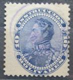 Poštovní známka Venezuela 1893 Simón Bolívar, kolkovací Mi# 62
