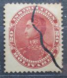 Poštovní známka Venezuela 1893 Simón Bolívar, kolkovací Mi# 63 Kat 3.50€