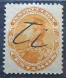 Poštovní známka Venezuela 1901 Simón Bolívar, kolkovací Mi# 80