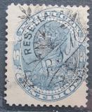 Poštovní známka Venezuela 1900 Simón Bolívar, kolkovací přetisk Mi# 64