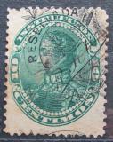 Poštovní známka Venezuela 1900 Simón Bolívar, kolkovací přetisk Mi# 65
