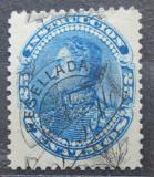Poštovní známka Venezuela 1900 Simón Bolívar, kolkovací přetisk Mi# 66
