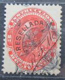 Poštovní známka Venezuela 1900 Simón Bolívar, kolkovací přetisk Mi# 69