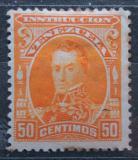 Poštovní známka Venezuela 1904 Simón Bolívar, kolkovací Mi# 93