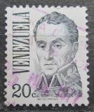 Poštovní známka Venezuela 1976 Simón Bolívar Mi# 2025 A
