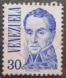 Poštovní známka Venezuela 1976 Simón Bolívar Mi# 2027 A