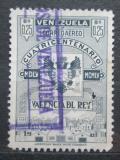 Poštovní známka Venezuela 1955 Znak Valencia Mi# 1112
