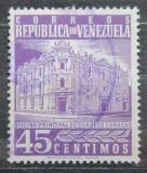 Poštovní známka Venezuela 1958 Hlavní pošta v Caracasu Mi# 1205