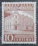 Poštovní známka Venezuela 1958 Hlavní pošta v Caracasu Mi# 1209