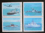 Poštovní známky Írán 2001 Den námořnictva Mi# 2866-69 Kat 11€