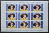 Poštovní známky Svatý Tomáš 1982 J. W. Goethe neperf. RARITA Mi# 1765 B Kat 180€