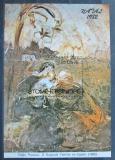 Poštovní známka Svatý Tomáš 1982 Vánoce, umění,  Picasso Mi# Block 106 Kat 36€
