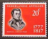 Poštovní známka Nizozemské Antily 1967 Manuel Carlos Piars Mi# 178