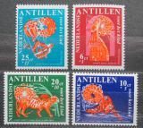Poštovní známky Nizozemské Antily 1967 Povídky Mi# 183-86