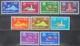 Poštovní známky Nizozemské Antily 1972 Zajímavosti z ostrovů Mi# 254-62 Kat 19€