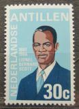 Poštovní známka Nizozemské Antily 1974 Lionel Bernard Scott, politik Mi# 277