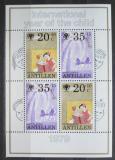 Poštovní známky Nizozemské Antily 1979 Mezinárodní rok dětí Mi# Block 11