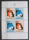 Poštovní známky Nizozemské Antily 1981 Blaho mládeže Mi# Block 18