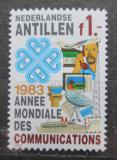 Poštovní známka Nizozemské Antily 1983 Mezinárodní den komunikace Mi# 493