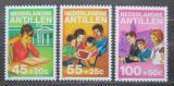 Poštovní známky Nizozemské Antily 1984 Dětské aktivity Mi# 542-44