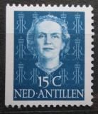 Poštovní známka Nizozemské Antily 1979 Královna Juliana Mi# 17 D