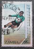 Poštovní známka Zambie 1986 MS ve fotbale Mi# 360