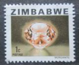 Poštovní známka Zimbabwe 1980 Morganit Mi# 227